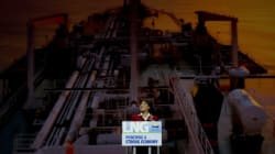 Clark Not Worried About Russia-China Gas