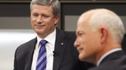 Harper's Advice To Layton In 2008? 'Bury