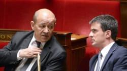 Jean-Yves Le Drian écrit à Manuel Valls pour défendre le budget des