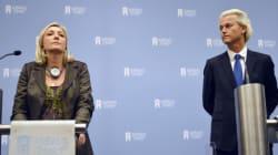 Européennes: aux Pays-Bas, le parti allié du FN subit un
