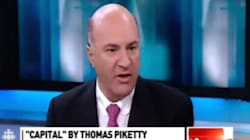 Kevin O'Leary Flips His Lid About 'Capital,' Embarrasses