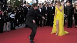 Tarantino balla con Uma