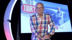 «Viens-tu faire un tour?» à ICI Radio-Canada Télé : confidences avec Michel