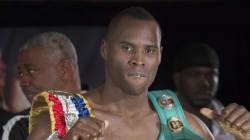 Adonis Stevenson annonce un combat le 19 décembre au Colisée Pepsi