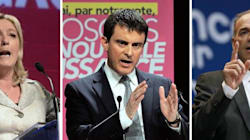 Européennes: le FN triomphe, l'UMP deuxième, le PS