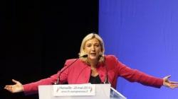 Uno de cada cuatro franceses que votaron lo hicieron por Le