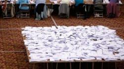 La jornada electoral en la UE