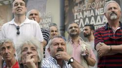 SYRIZA se impone en Grecia frente a los conservadores que apoyan al
