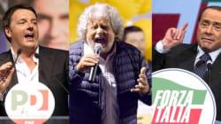 Elezioni europee 2014. I risultati dei partiti minuto per minuto