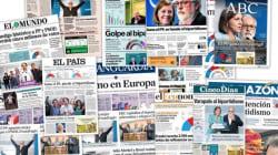 Portadas de los medios: el fin del bipartidismo