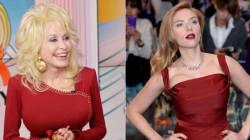 Dolly Parton: 'Full Bosomed' Scarlett Johansson Could Play Me In