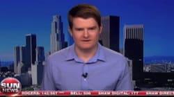 WATCH: Punking Sun News Was Comedian's Colbert
