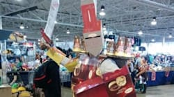 This May Be The Most Canadian Costume You'll Ever