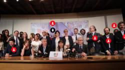 Partito Democratico: trova gli intrusi (FOTO