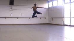 La danza che sfida la gravità. I passi più difficili in un video in slow