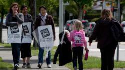 Teachers Union Can't Afford Full-Scale Strike