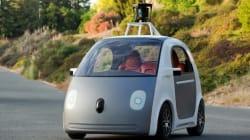 Google dévoile sa voiture sans volant ni