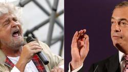 Grillo - Farage minuto per