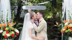Le mariage le plus geek de tous les