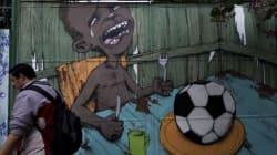 Mondial 2014 au Brésil: la coupe est