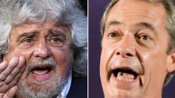 L'incontro tra Grillo e Farage è un passo nuovo nella storia del