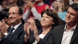 Valls et Aubry préférés à Hollande pour être candidats du PS en