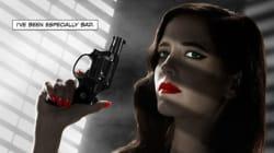 Eva Green est trop sexy pour la censure
