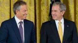 Guerre en Irak: certains détails des échanges entre Blair et Bush seront rendus