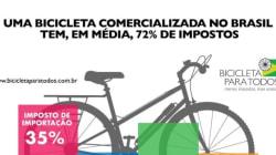 Projeto de Lei incentiva uso da bike devolvendo dinheiro em