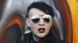 Marilyn Manson en biker nazi dans