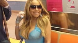 Mariah Carey's #subwayincouture Is The Best Hashtag