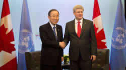 UN Secretary General: World Leaders Should 'Follow Canada's