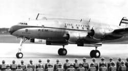 KLM arrivait à Montréal il y a 65