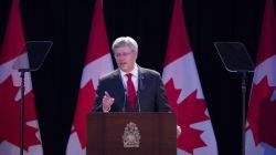 Harper Goes On Epic Communism