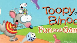 «Toopy and Binoo Fun and Games» au Théâtre Maisonneuve en