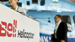 L'exemption accordée à Bell Helicopter