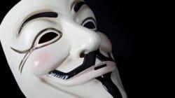 Anonymous défigure le site Internet du Mossad, dans une action revendiquée sur