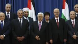 Le nouveau gouvernement d'union palestinien a prêté