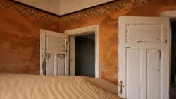 Kolmanskop: les sables du