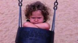 Aquella vez en que una foto de mi hija se hizo