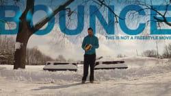 «Bounce»: le tout nouveau court-métrage de Guillaume Blanchet