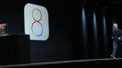 Ce que la présentation d'iOS 8 présage pour l'iPhone