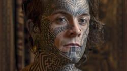 Des photos saisissantes de tatouages