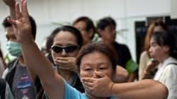 Plusieurs cinémas thaïlandais déprogramment