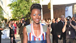 Lupita Nyong'o Pulls Off An Unusual