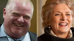 Trudeau's Mom: Ford 'Courageous' For Seeking