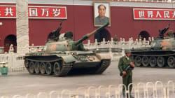 Tiananmen: les soldats chinois riaient en tirant sur la