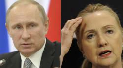 La traduction polémique d'une phrase de Poutine sur les