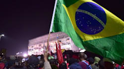 Coupe du monde au Brésil: les employés du métro de Sao Paulo déclenchent une grève