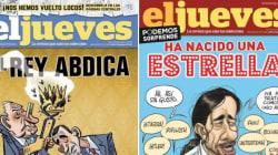 El misterio tras esta portada de 'El Jueves' retirada de sus redes